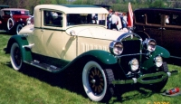 1928 Pierce Arrow Coupe